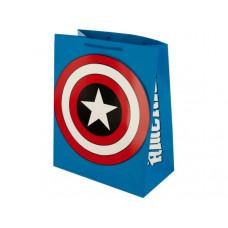 Large Captain America Gift Bag