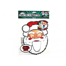 Talking Headz Santa Moving Mouth Mask