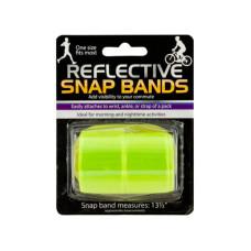 Reflective Snap Bands Set