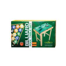 Billiard Pool Table Set