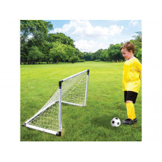 2 in 1 Soccer & Hockey Game Set