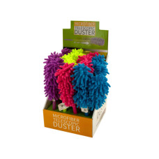 Microfiber Telescopic Duster Countertop Display