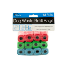 Dog Waste Refill Bags
