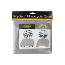 Weather Resistant Bicycle & Motorcycle Cover