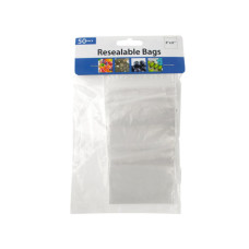 Medium Resealable Storage Bags
