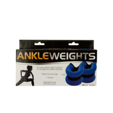 1 Pound Adjustable Ankle Weights