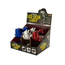 Adjustable LED Desk Lamp Countertop Display