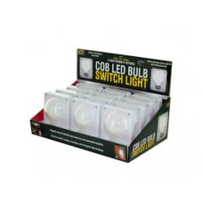 COB LED Bulb Switch Light Countertop Display