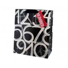 Birthday Numbers Large Gift Bag