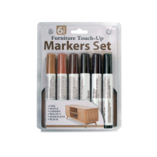 Furniture Touch-Up Markers Set