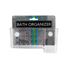 Bath Organizer with Suction Cups