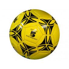 Size 5 Glossy Patterned Soccer Ball