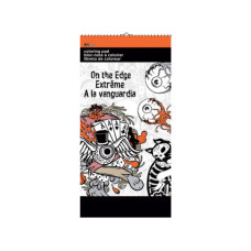 On the Edge Small Coloring Pad