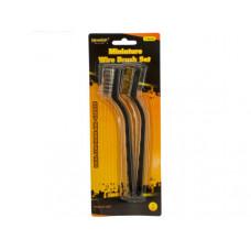 Miniature Wire Brush Set