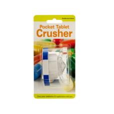 Pocket Tablet Crusher