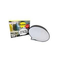 Mini Bubble Light Box Message Board with Markers