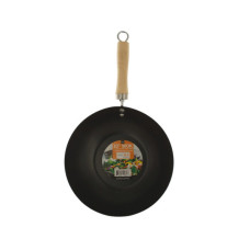 All Purpose Wok with Wood Handle