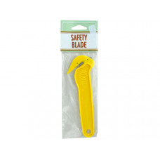 Yellow Safety Blade