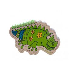 Lil' Scribblez Alligator Spiral Notebook