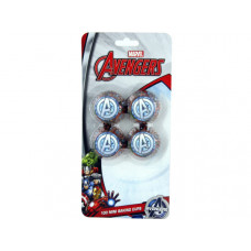 100 Count Avengers Mini Cupcake Liners