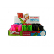 Cigarette Holster with Bottle opener Countertop Display