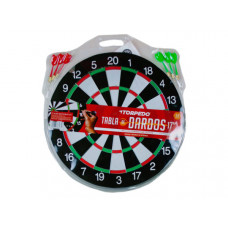 Dartboard Set with 6 Darts