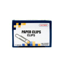 """1"""" Paper Clips 100 Count"""