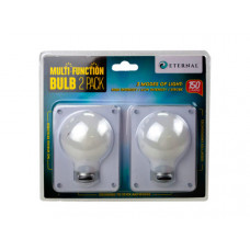 2 Pack Bulb Shaped Multi Function Switch Light