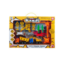 City Construction Play Set