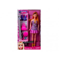 """11.5"""" Fashion Doll with Accessories"""