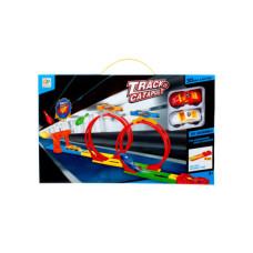 Race Car Launchers with Track