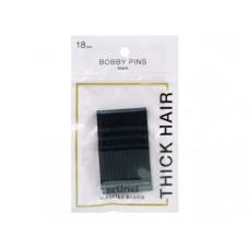 18 Pack Black Bobby Pins