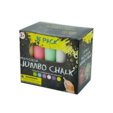 Multi-Color Jumbo Chalk Set