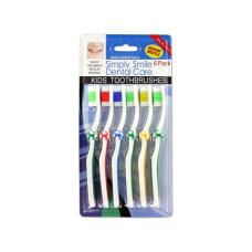 Children's Soccer Toothbrushes