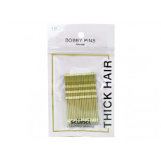 18 Pack Blonde Bobby Pins
