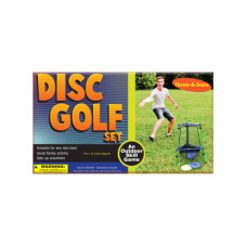Throw-&-Score Disc Golf Set