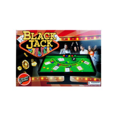 Texas Hold'em and Blackjack Game Set