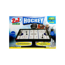2-in-1 Soccer and Hockey Magnetic Game Set