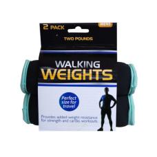 2 Pack 2 Pound Walking Weights