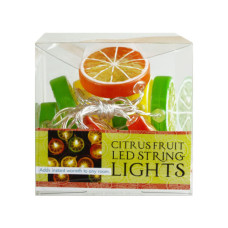 Decorative Citrus Fruit String Lights