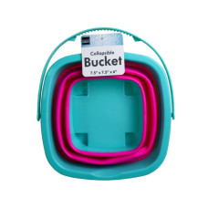Collapsible Multi-Purpose Bucket