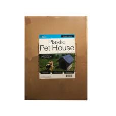 Deluxe Plastic Pet House
