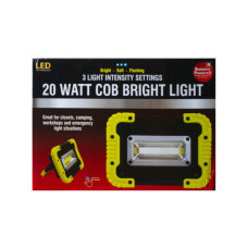 20 Watt Cob Bright Light