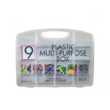 Plastic Multi-Purpose Box