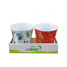 Grinch 2pc Holiday Cup Set