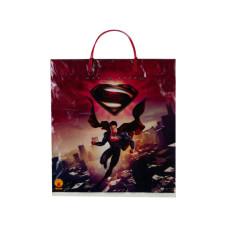 Superman Plastic Tote Bag