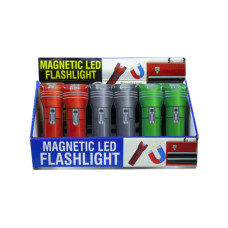 flat magnetic flashlight countertop display