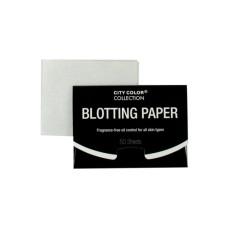 fragrance free blotting paper in countertop display
