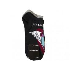 journey 5 pack men's 9-11 no-show socks
