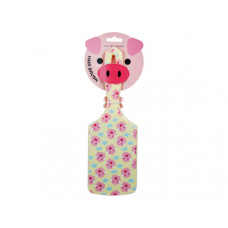 hello critters pig paddle brush